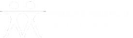 Medical Evaluations of Alaska Logo