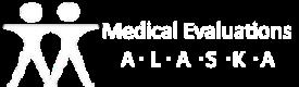 Medical Evaluations of Alaska Logo